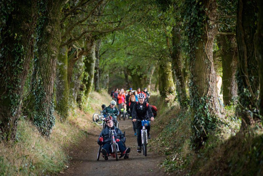 El Camino De Santiago, En Bicicleta Adaptada