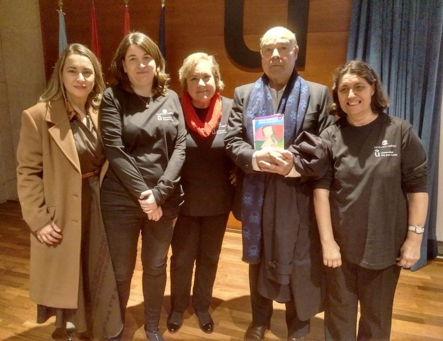 Antonio Resines, Mentor De Los Derechos De Las Personas Con Discapacidad En La Universidad