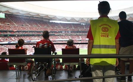 Los Estadios De Fútbol, Más Cerca De La Accesibilidad