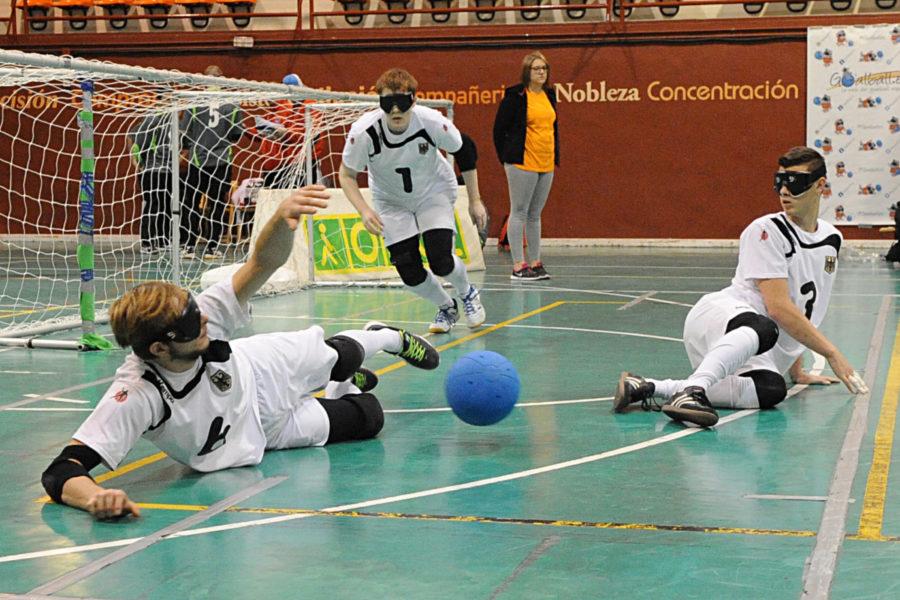 Arrancan Las Ligas Masculina Y Femenina De Goalball
