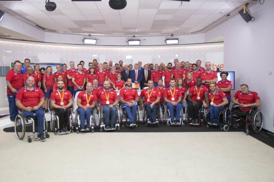 Los Juegos Paralímpicos Siguen Adelante