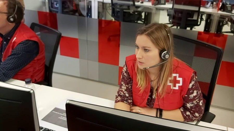 Cruz Roja Realiza La Mayor Movilización De Recursos Y Personas En Su Historia Para Luchar Contra El Coronavirus