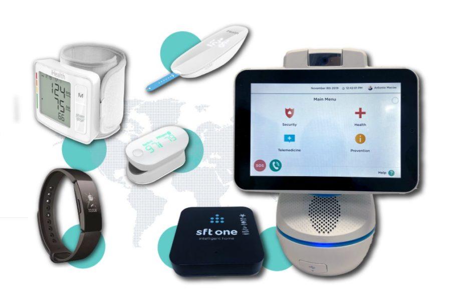 SFT One, Una Solución Tecnológica Diseñada Para La Tranquilidad Y Bienestar De Las Personas
