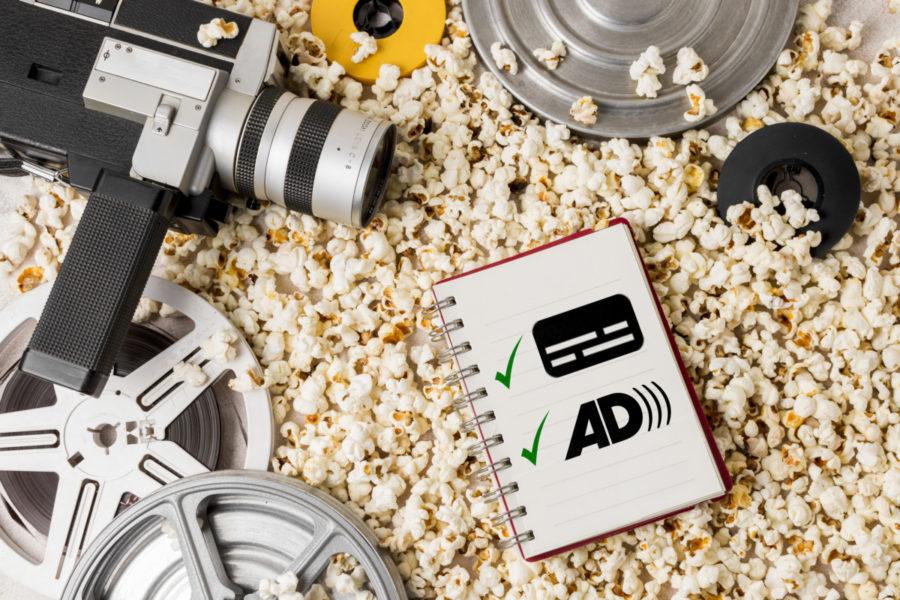 Cine Accesible, Sí O Sí