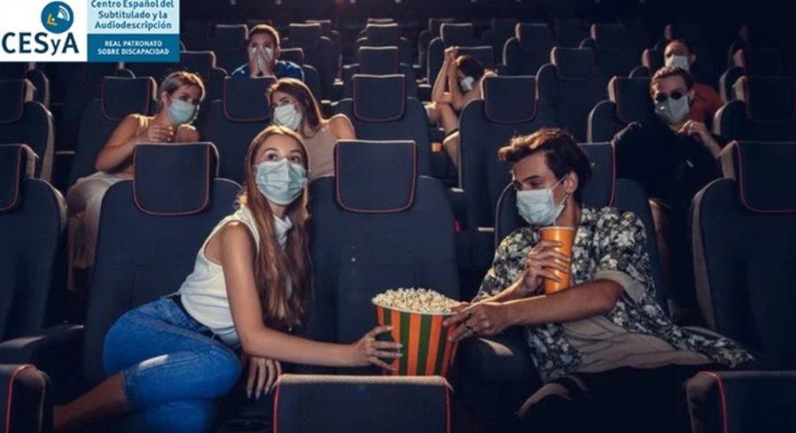 El Año De La Pandemia Desploma La Accesibilidad Del Cine En España