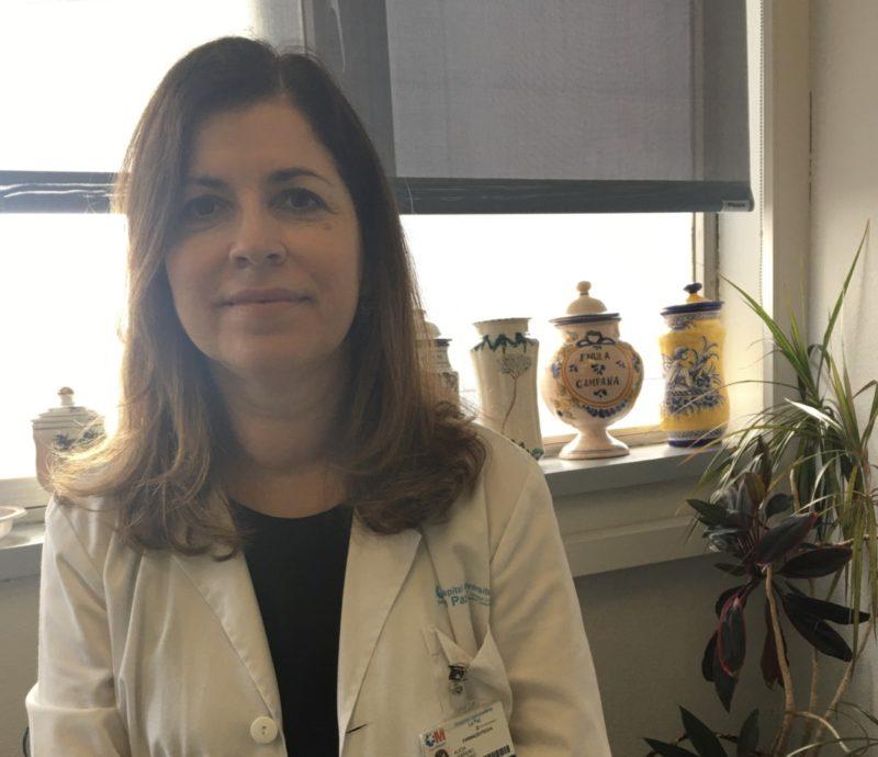 Alicia Herrero, vocal de Farmacia Hospitalaria del Colegio de Farmacéuticos de Madrid