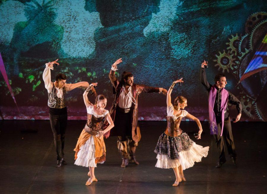Madrid, Al Son De La Mejor Danza Nacional E Internacional