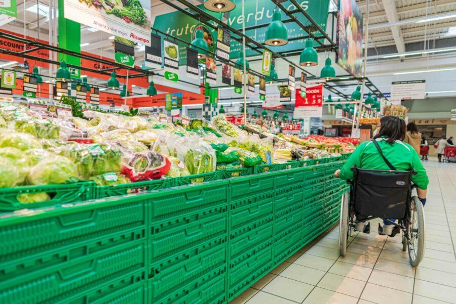 Comprar Alimentos También Puede Ser Inclusivo